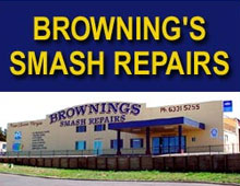 Brownings Smash Repairs