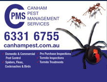 Canham Pest Management